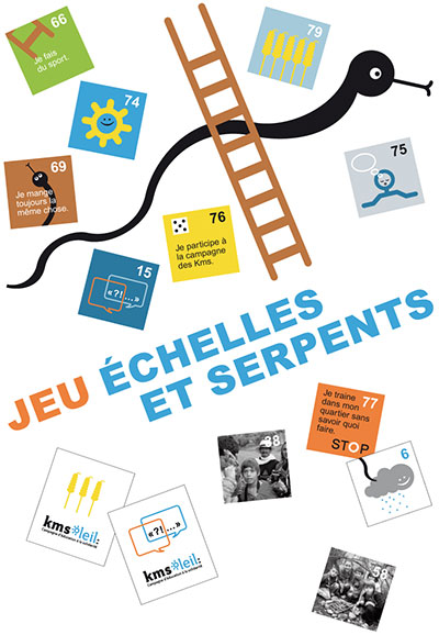 Echelles et serpents